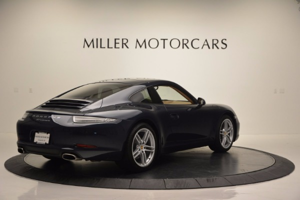 Used 2014 Porsche 911 Carrera for sale Sold at Alfa Romeo of Greenwich in Greenwich CT 06830 7
