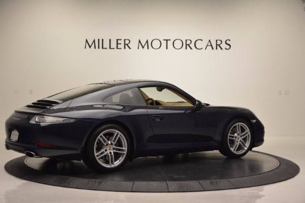 Used 2014 Porsche 911 Carrera for sale Sold at Alfa Romeo of Greenwich in Greenwich CT 06830 8