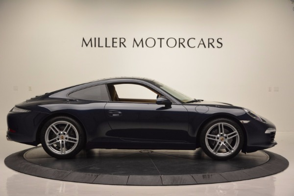 Used 2014 Porsche 911 Carrera for sale Sold at Alfa Romeo of Greenwich in Greenwich CT 06830 9