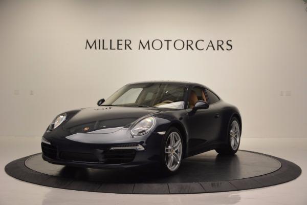 Used 2014 Porsche 911 Carrera for sale Sold at Alfa Romeo of Greenwich in Greenwich CT 06830 1