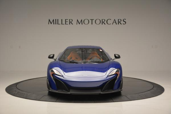 Used 2016 McLaren 675LT Coupe for sale Sold at Alfa Romeo of Greenwich in Greenwich CT 06830 12