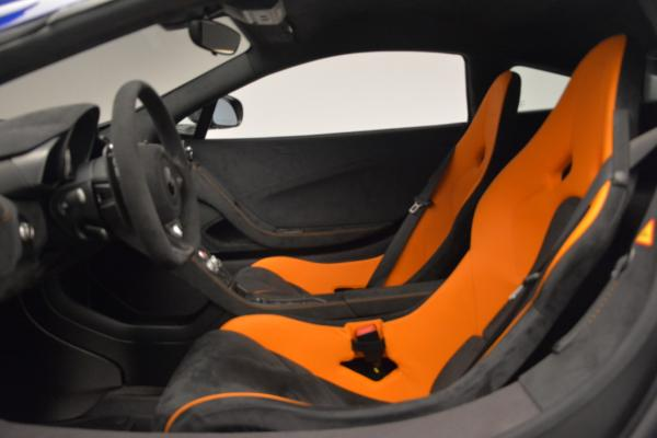 Used 2016 McLaren 675LT Coupe for sale Sold at Alfa Romeo of Greenwich in Greenwich CT 06830 15