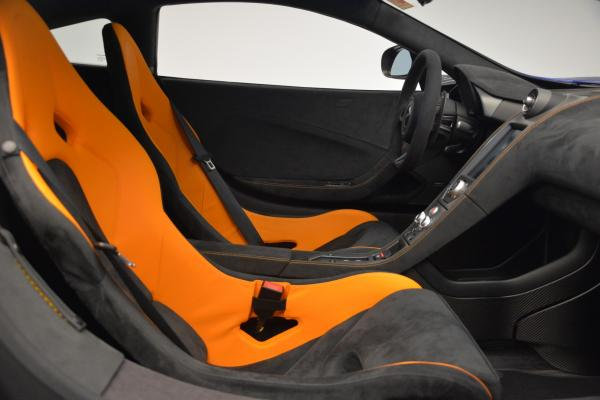Used 2016 McLaren 675LT Coupe for sale Sold at Alfa Romeo of Greenwich in Greenwich CT 06830 18