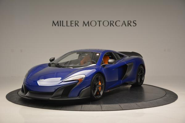 Used 2016 McLaren 675LT Coupe for sale Sold at Alfa Romeo of Greenwich in Greenwich CT 06830 2