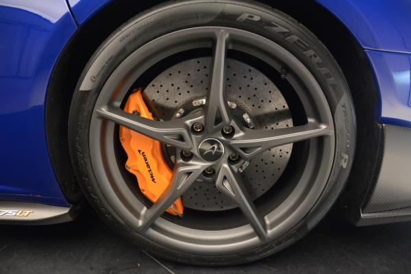 Used 2016 McLaren 675LT Coupe for sale Sold at Alfa Romeo of Greenwich in Greenwich CT 06830 20