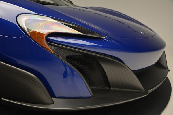 Used 2016 McLaren 675LT Coupe for sale Sold at Alfa Romeo of Greenwich in Greenwich CT 06830 21