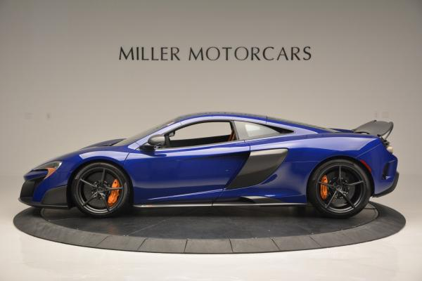 Used 2016 McLaren 675LT Coupe for sale Sold at Alfa Romeo of Greenwich in Greenwich CT 06830 3