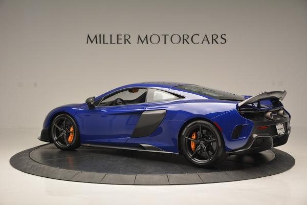 Used 2016 McLaren 675LT Coupe for sale Sold at Alfa Romeo of Greenwich in Greenwich CT 06830 4