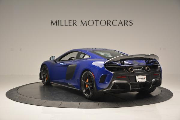 Used 2016 McLaren 675LT Coupe for sale Sold at Alfa Romeo of Greenwich in Greenwich CT 06830 5