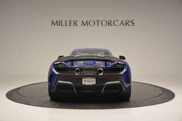 Used 2016 McLaren 675LT Coupe for sale Sold at Alfa Romeo of Greenwich in Greenwich CT 06830 6