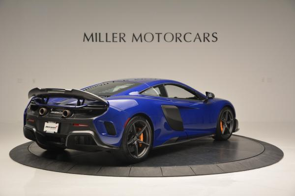Used 2016 McLaren 675LT Coupe for sale Sold at Alfa Romeo of Greenwich in Greenwich CT 06830 7