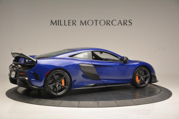 Used 2016 McLaren 675LT Coupe for sale Sold at Alfa Romeo of Greenwich in Greenwich CT 06830 8