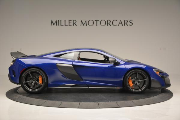 Used 2016 McLaren 675LT Coupe for sale Sold at Alfa Romeo of Greenwich in Greenwich CT 06830 9