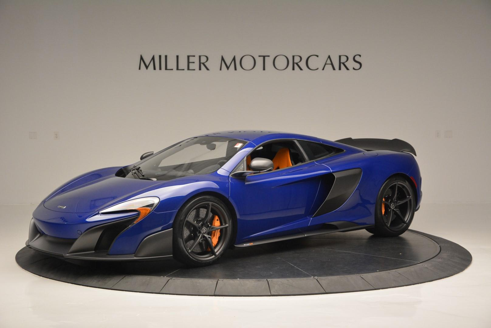 Used 2016 McLaren 675LT Coupe for sale Sold at Alfa Romeo of Greenwich in Greenwich CT 06830 1