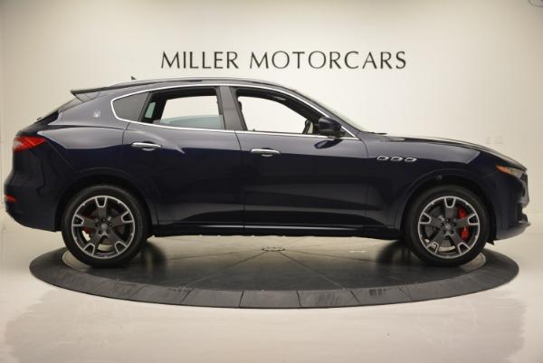New 2017 Maserati Levante S for sale Sold at Alfa Romeo of Greenwich in Greenwich CT 06830 7