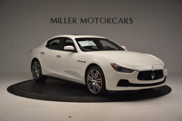 New 2017 Maserati Ghibli for sale Sold at Alfa Romeo of Greenwich in Greenwich CT 06830 11