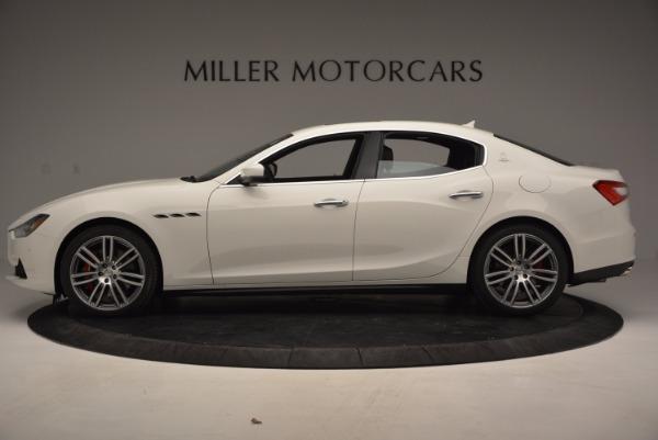 New 2017 Maserati Ghibli for sale Sold at Alfa Romeo of Greenwich in Greenwich CT 06830 3