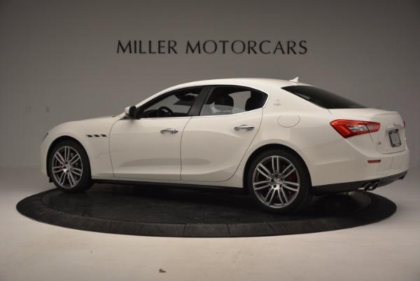 New 2017 Maserati Ghibli for sale Sold at Alfa Romeo of Greenwich in Greenwich CT 06830 4