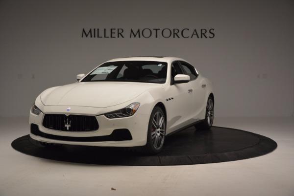 New 2017 Maserati Ghibli for sale Sold at Alfa Romeo of Greenwich in Greenwich CT 06830 1