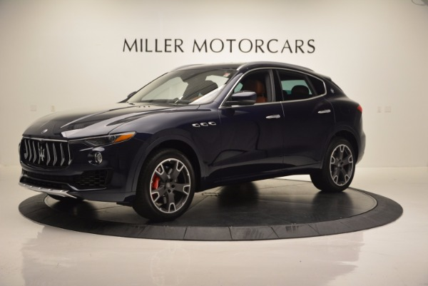 Used 2017 Maserati Levante S for sale Sold at Alfa Romeo of Greenwich in Greenwich CT 06830 2