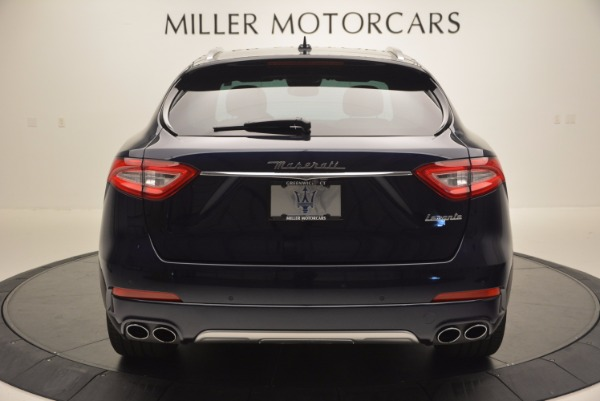 Used 2017 Maserati Levante S for sale Sold at Alfa Romeo of Greenwich in Greenwich CT 06830 5