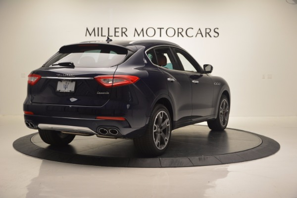 Used 2017 Maserati Levante S for sale Sold at Alfa Romeo of Greenwich in Greenwich CT 06830 8