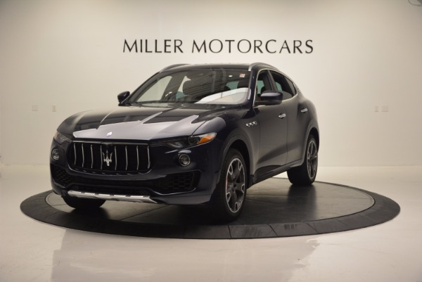 Used 2017 Maserati Levante S for sale Sold at Alfa Romeo of Greenwich in Greenwich CT 06830 1