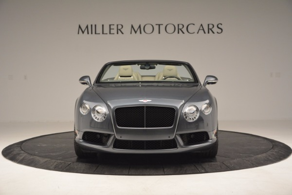 Used 2014 Bentley Continental GT V8 for sale Sold at Alfa Romeo of Greenwich in Greenwich CT 06830 12