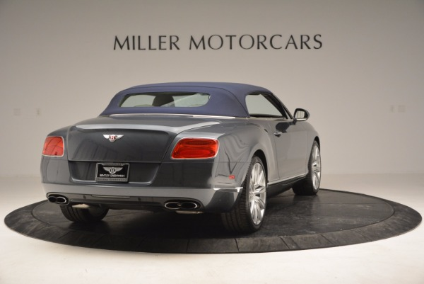 Used 2014 Bentley Continental GT V8 for sale Sold at Alfa Romeo of Greenwich in Greenwich CT 06830 19