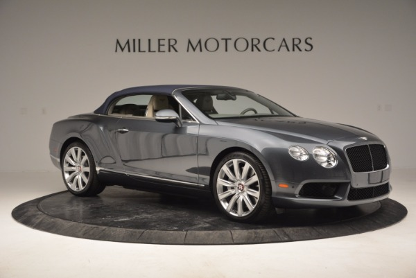 Used 2014 Bentley Continental GT V8 for sale Sold at Alfa Romeo of Greenwich in Greenwich CT 06830 23