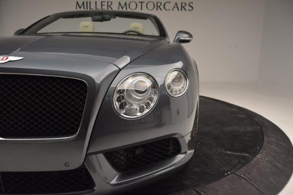 Used 2014 Bentley Continental GT V8 for sale Sold at Alfa Romeo of Greenwich in Greenwich CT 06830 27