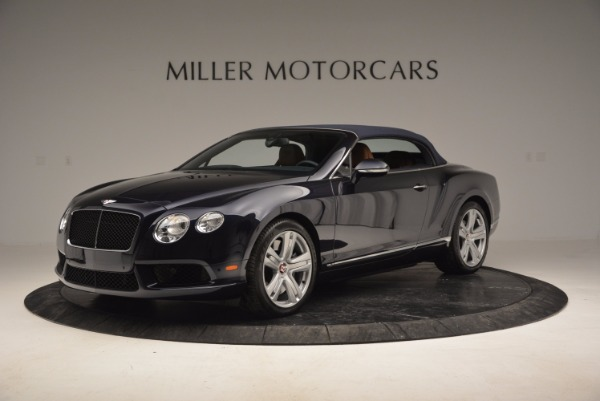 Used 2014 Bentley Continental GT V8 for sale Sold at Alfa Romeo of Greenwich in Greenwich CT 06830 14