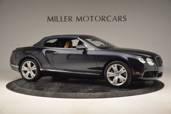 Used 2014 Bentley Continental GT V8 for sale Sold at Alfa Romeo of Greenwich in Greenwich CT 06830 22
