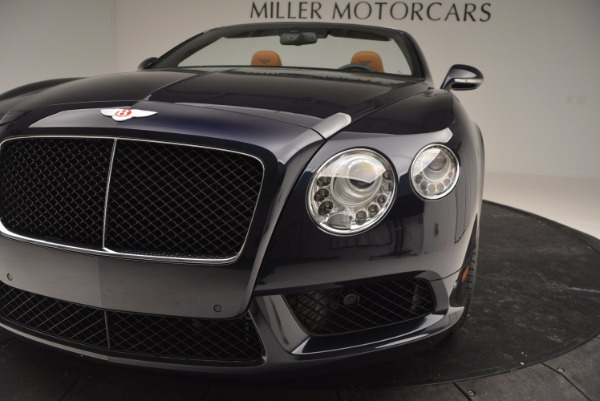 Used 2014 Bentley Continental GT V8 for sale Sold at Alfa Romeo of Greenwich in Greenwich CT 06830 26