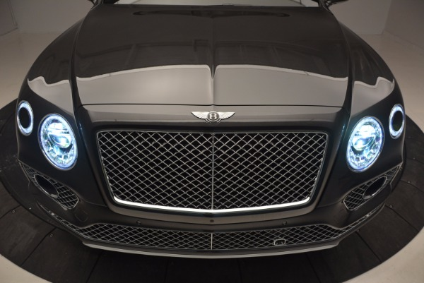 New 2017 Bentley Bentayga for sale Sold at Alfa Romeo of Greenwich in Greenwich CT 06830 16
