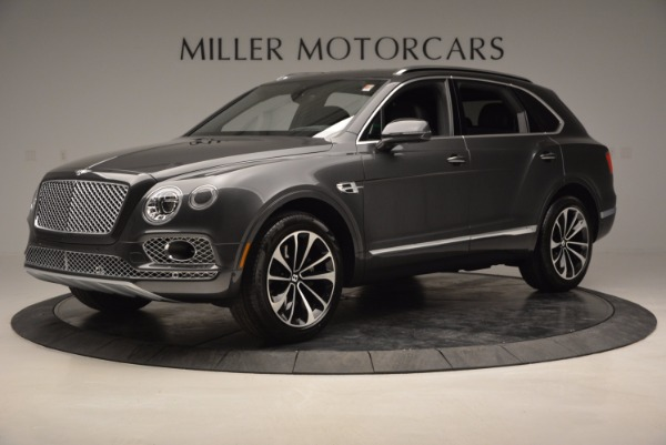 New 2017 Bentley Bentayga for sale Sold at Alfa Romeo of Greenwich in Greenwich CT 06830 2