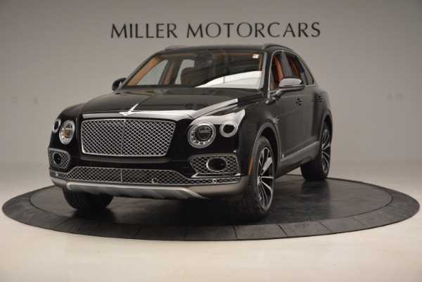 New 2017 Bentley Bentayga for sale Sold at Alfa Romeo of Greenwich in Greenwich CT 06830 1