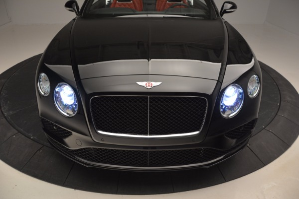 New 2017 Bentley Continental GT V8 S for sale Sold at Alfa Romeo of Greenwich in Greenwich CT 06830 28