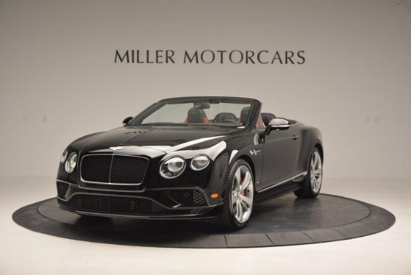 New 2017 Bentley Continental GT V8 S for sale Sold at Alfa Romeo of Greenwich in Greenwich CT 06830 1