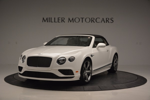 New 2017 Bentley Continental GT Speed Convertible for sale Sold at Alfa Romeo of Greenwich in Greenwich CT 06830 13