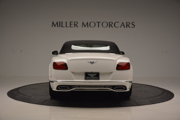 New 2017 Bentley Continental GT Speed Convertible for sale Sold at Alfa Romeo of Greenwich in Greenwich CT 06830 18