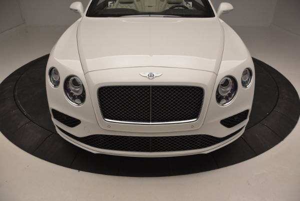 New 2017 Bentley Continental GT Speed Convertible for sale Sold at Alfa Romeo of Greenwich in Greenwich CT 06830 25