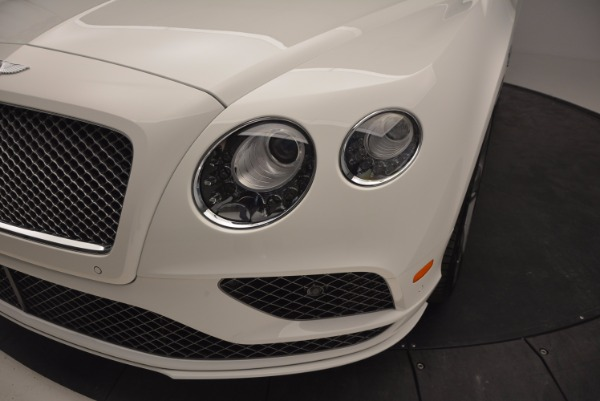 New 2017 Bentley Continental GT Speed Convertible for sale Sold at Alfa Romeo of Greenwich in Greenwich CT 06830 26