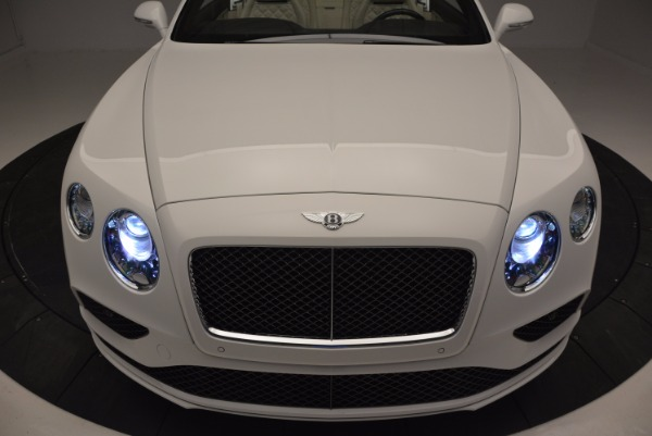 New 2017 Bentley Continental GT Speed Convertible for sale Sold at Alfa Romeo of Greenwich in Greenwich CT 06830 27
