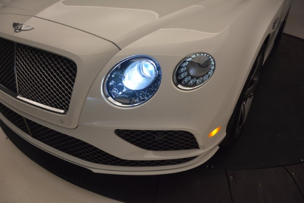 New 2017 Bentley Continental GT Speed Convertible for sale Sold at Alfa Romeo of Greenwich in Greenwich CT 06830 28