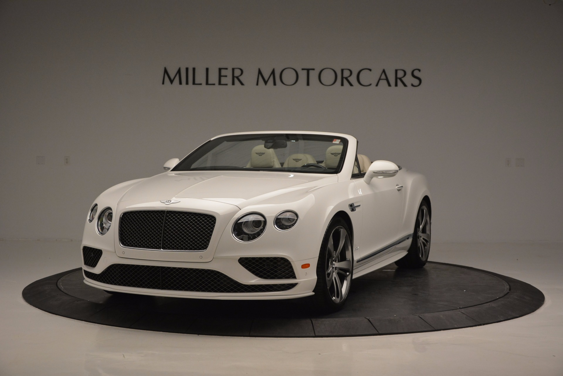 New 2017 Bentley Continental GT Speed Convertible for sale Sold at Alfa Romeo of Greenwich in Greenwich CT 06830 1