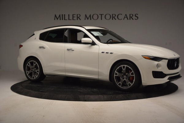 New 2017 Maserati Levante for sale Sold at Alfa Romeo of Greenwich in Greenwich CT 06830 10