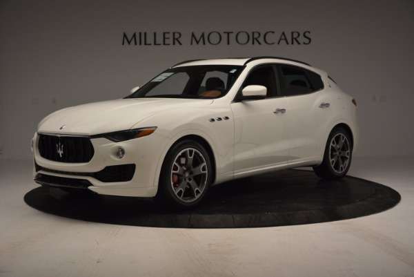 New 2017 Maserati Levante for sale Sold at Alfa Romeo of Greenwich in Greenwich CT 06830 2