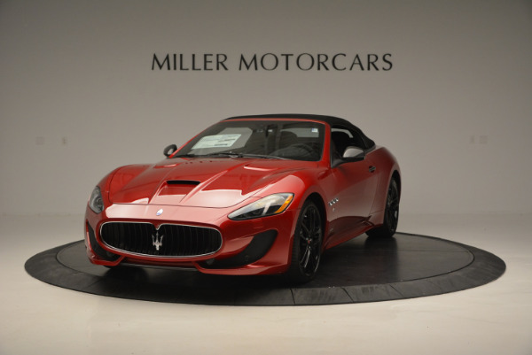 New 2017 Maserati GranTurismo Sport Special Edition for sale Sold at Alfa Romeo of Greenwich in Greenwich CT 06830 2