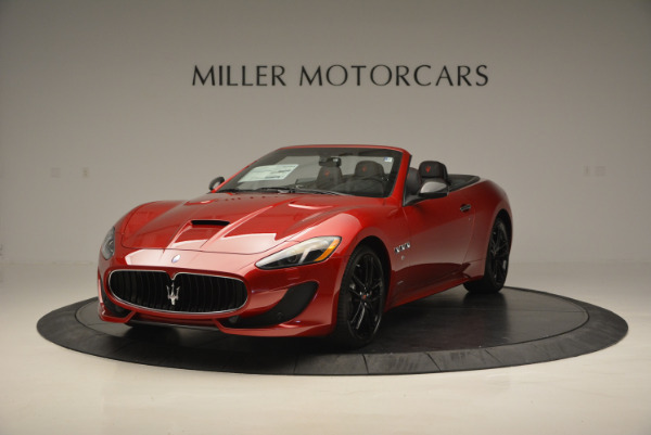 New 2017 Maserati GranTurismo Sport Special Edition for sale Sold at Alfa Romeo of Greenwich in Greenwich CT 06830 1